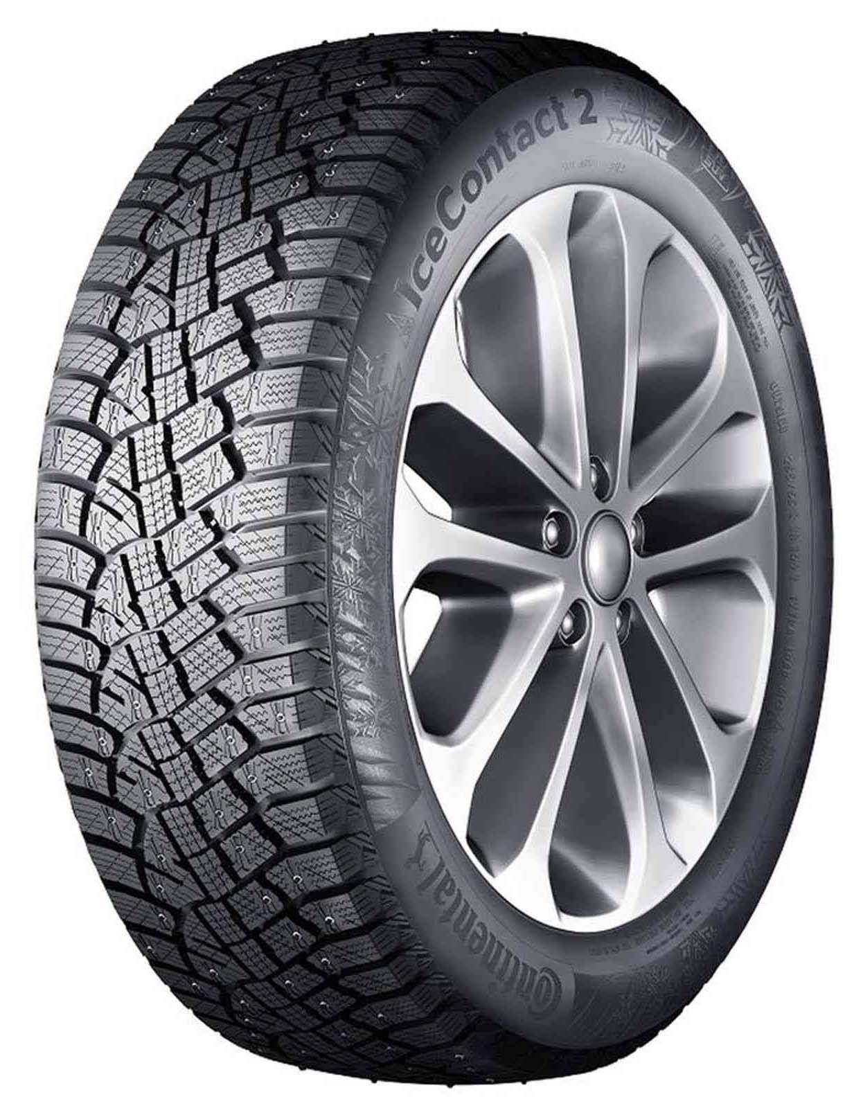 Continental ContiIceContact 2 SUV 235/65 R17 108 T