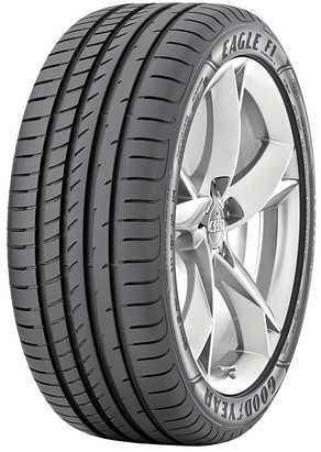 235/40 R19 92 Y Eagle F1 Asymmetric 2  Goodyear
