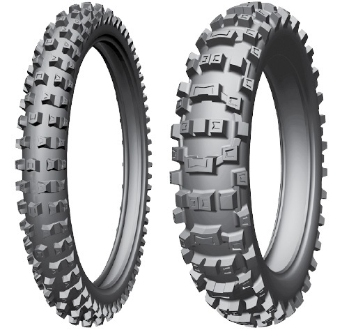 Michelin CROSS AC10 Front 80/100 R21 51 R