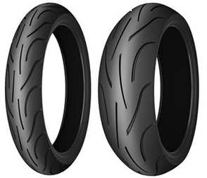 Michelin Pilot Power 2CT Rear 180/55 ZR17 73 W