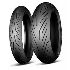 Michelin Pilot Power 3 Rear 180/55 ZR17 73 W