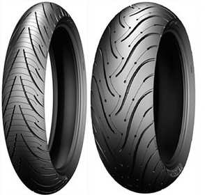 Michelin Pilot Road 3 Rear 170/60 ZR17 72 W