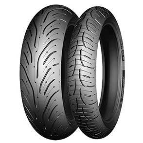 Michelin Pilot Road 4 160/60 ZR17 69 W