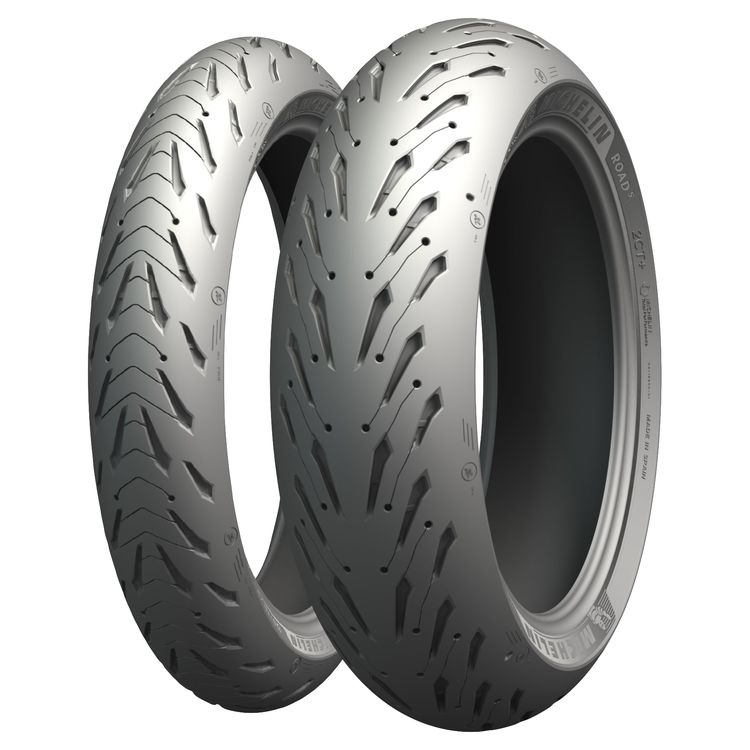 Michelin Pilot Road 5 160/60 ZR17 69 W