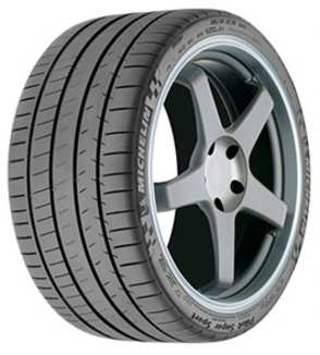 Michelin Pilot Super Sport 255/40 R18 99 Y