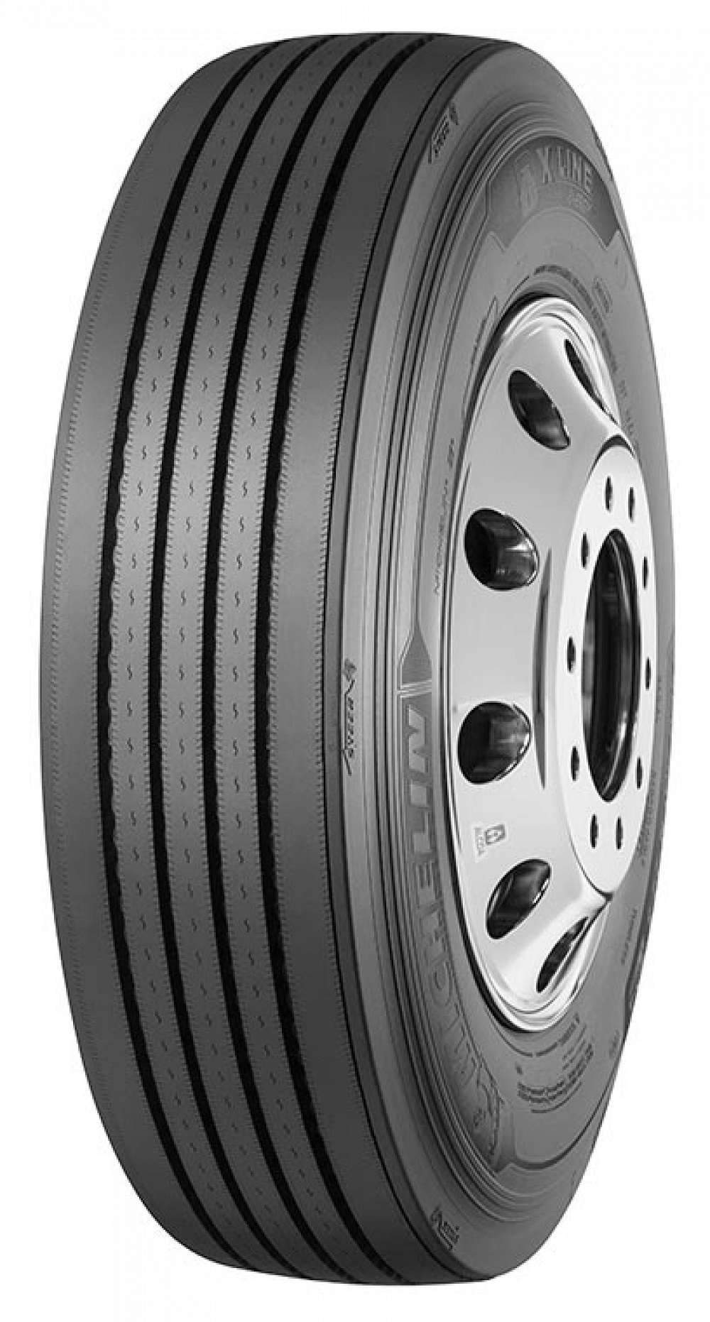 295/60 R22.5 143/141J Michelin X LINE ENERGY Z