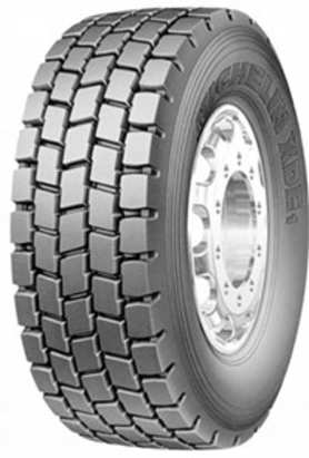 Michelin XDE1 205/75 R17.5 124/122 M