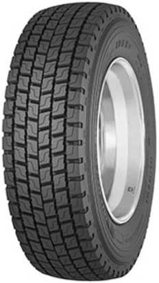 Michelin XDE2 235/75 R17.5 132/130 M