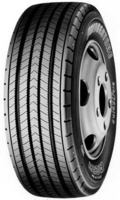 Bridgestone R227 205/75 R17.5 124/122 M