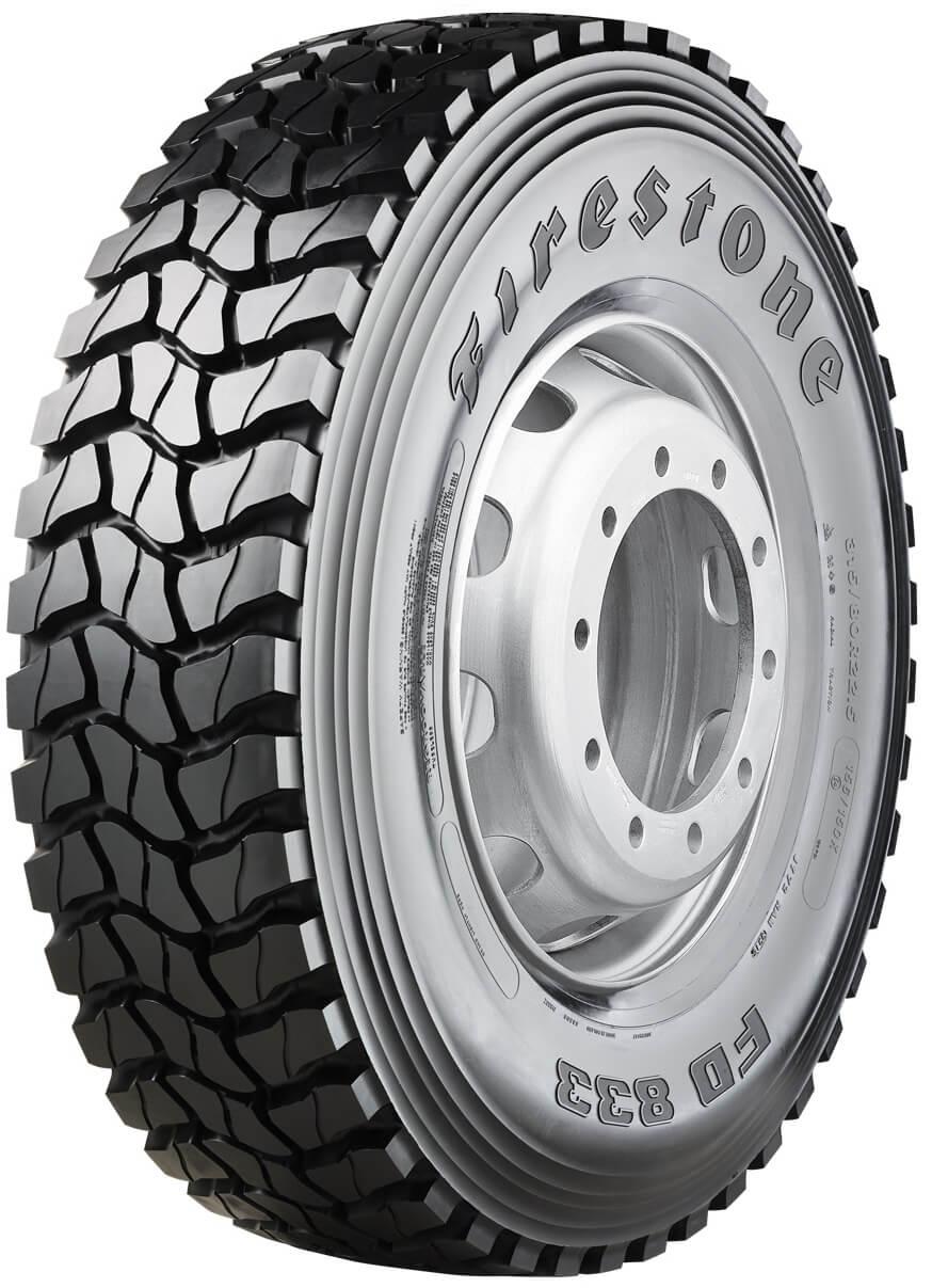 Firestone FD833 315/80 R22.5 156/150 K