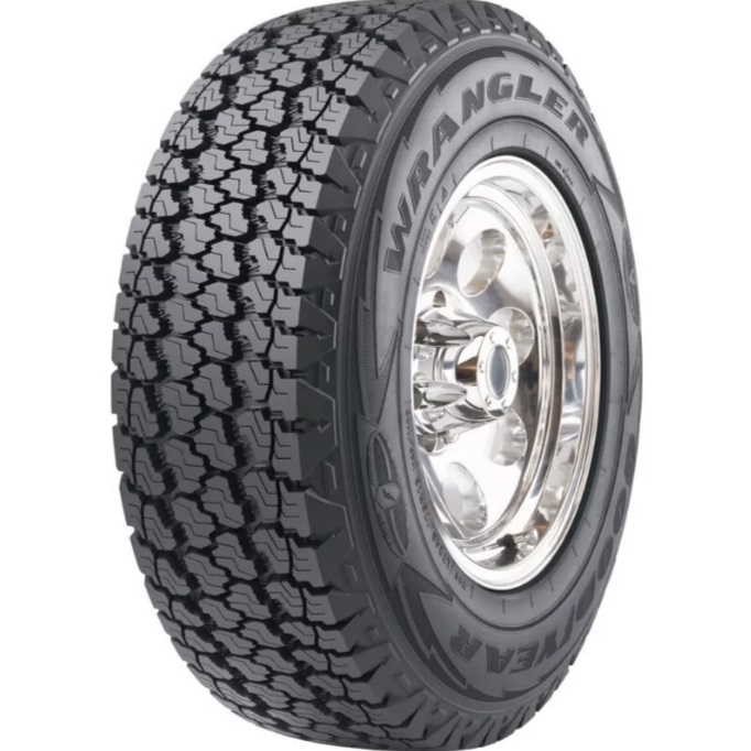 Goodyear Wrangler AT/Adventure 265/65 R17 112 T