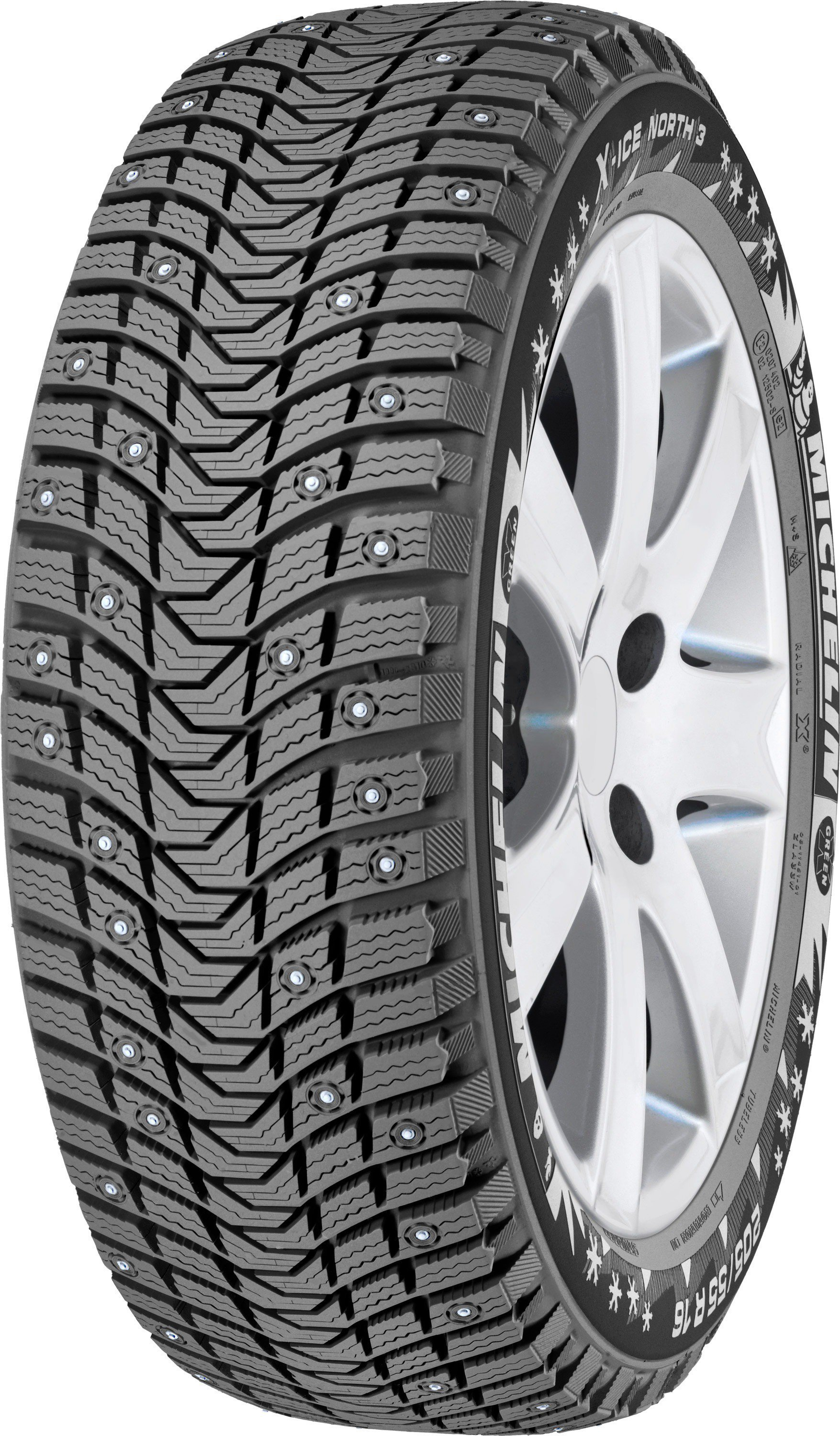 Michelin X-Ice North 3 2014 285/40 R19 107 H